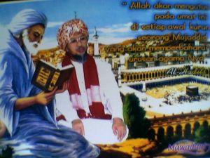 TVRSA- Suara dari langit Mengisytiharkan Imamul Mahdi