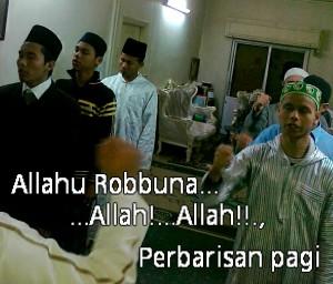 Puasa Budak Arqam....