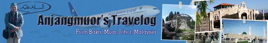 Anjangmuor's Travelog